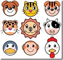 caras de animales para imprmir (8)