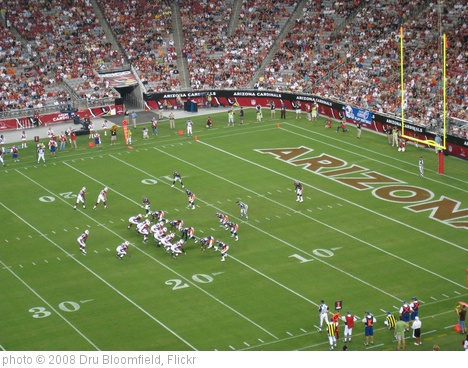'Broncos vs. Cardinals' photo (c) 2008, Dru Bloomfield - license: http://creativecommons.org/licenses/by/2.0/