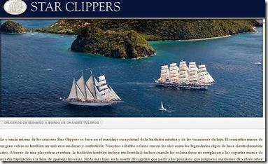 star clippers ofertas de viajes en barco velero 2013 2 por 1