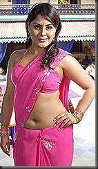 actress-farzana-hot-in_pink_saree