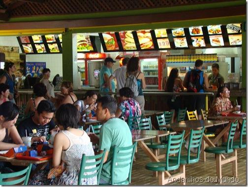Espaço Porto Canoas - Fast Food