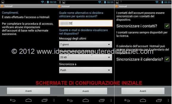 hotmail-schermate-iniziali