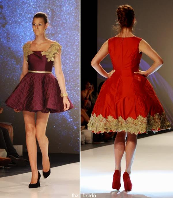 Raffles Graduate Fashion Show 2013 - Ellen Yuliantri