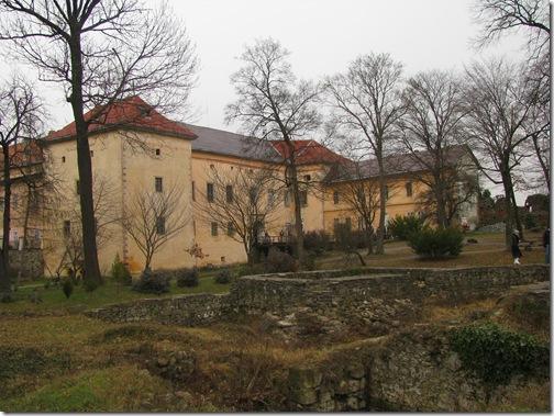 Замок в Ужгороді
