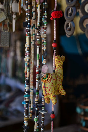 Traditional beads in Amman