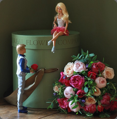 barbie The-Real_Flower_Company-Barbie-Bouquet-Valentines-Day-2013
