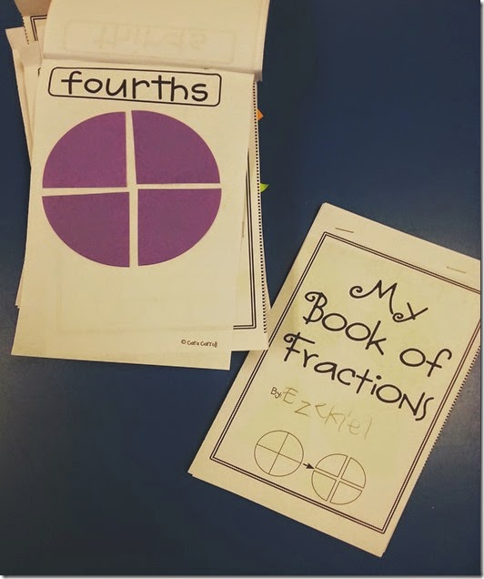 Fraction Book Cover
