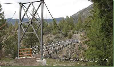 BridgeAcross YellowstoneRiver