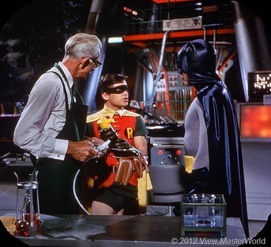 View-Master packet Batman (B492), scene 3