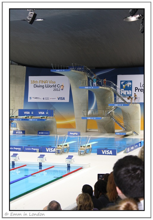 In Motion FINA Diving World Cup 2012