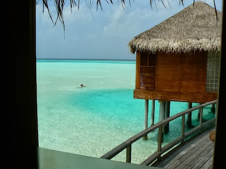 Luna de miere Maldive: Over Water Villas