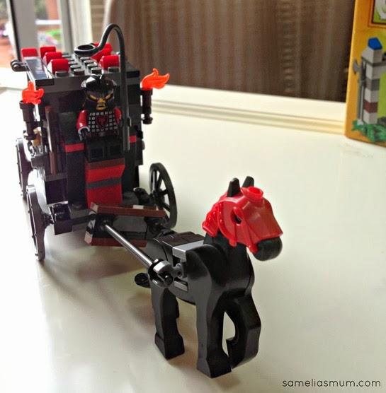Lego Castle Black
