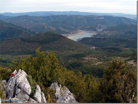 Vistas desde la cima de Elke - Valle de Arce