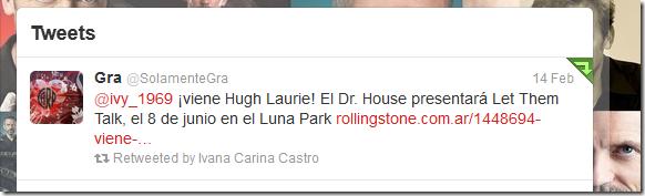 tuirer de amorsis en el Luna Park