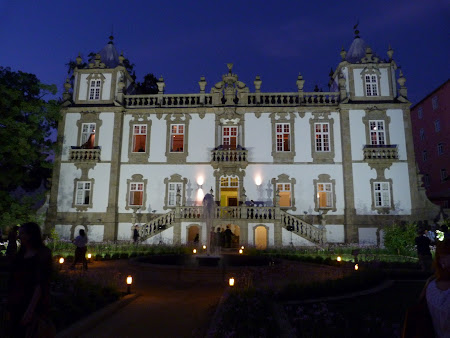 Luxury hotel chain in Portugal: Pousada Porto