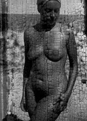Heinz Hajek Halke - Nude on sand - c 1930