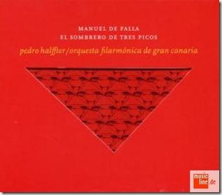 Falla Sombrero Pedro Halffter