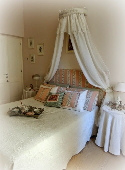 Shabby and Charme: La mia camera e il fai da te …