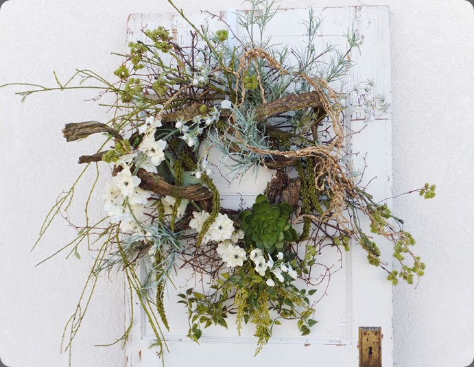 wreath DSCF1215 blossom sweet