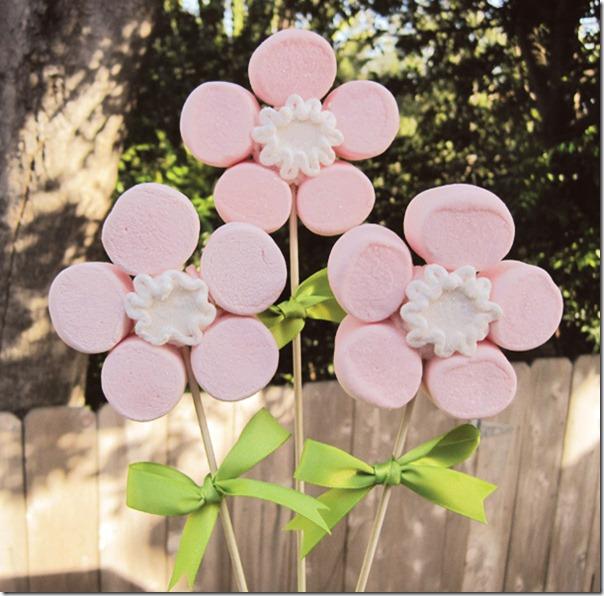 باقة زهور المارمالوس