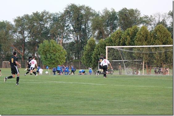 Santi's goal #02