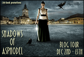 {Review+Giveaway} Shadows of Asphodel by Karen Kincy