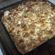 Marshmallow Apple Crisp