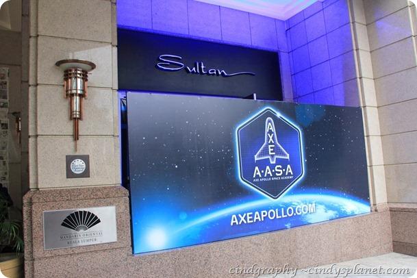 Apollo Axe1