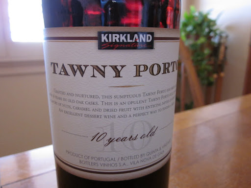 You will taste raisins, orange rind, and nuts in this light port.