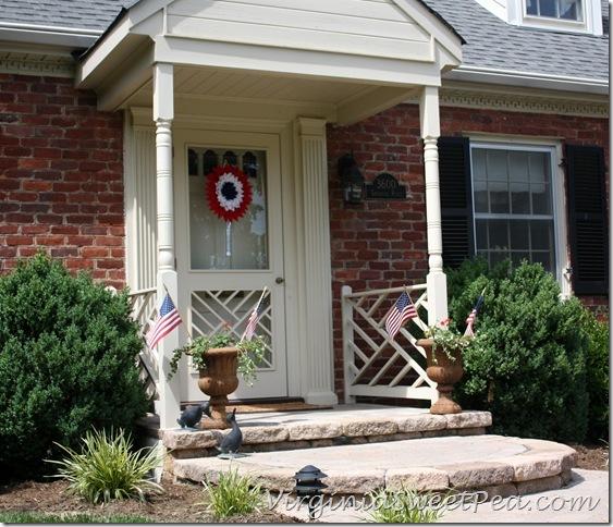 Patriotic Door2