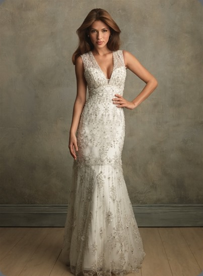 wedding dress 7_c167f allure bridals style C167
