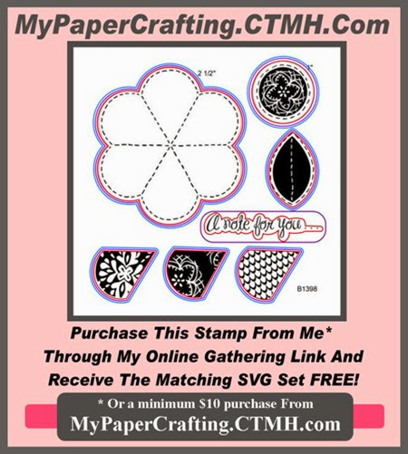 just for you stamp set-480