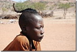 Himba garoto solteiro