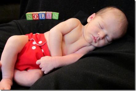 Nolan Newborn Portraits