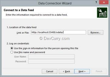 excel-odata-endpoint