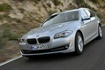 BMW 5 SERIES - NEW ENGINES - 09.2011