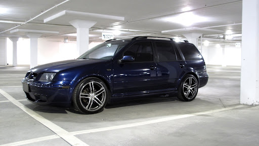 MK4 VW Jetta Wagon 18T ENGINE