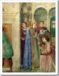 Sao Lourenco [ordencao diaconal por papa Sisto II]