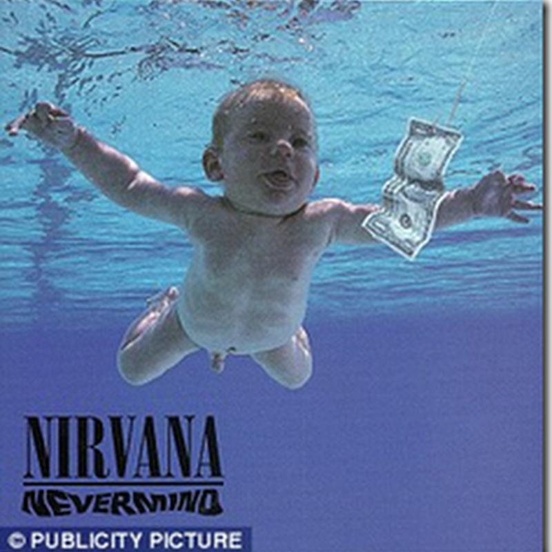 NIRVANA : Apa jadi dengan baby cover album NEVERMIND ?