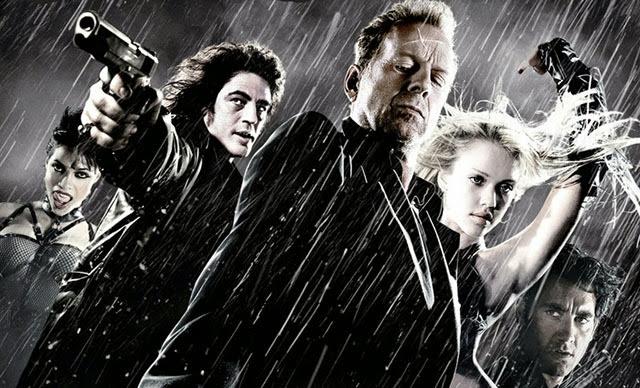 Farkasember, Sin City, nyomozás az ókori Egyiptomban és az olasz maffia 02