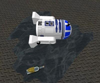 Robot Sanitorium 003