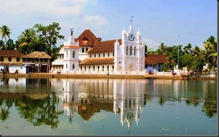 alappuzha_Champakulam_church