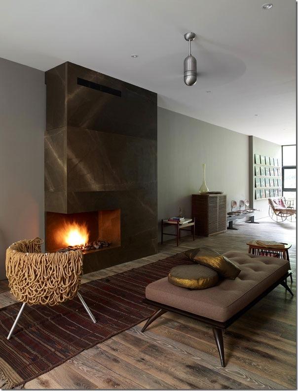 case e interni - Chelsea - casa moderna - tre piani (5)