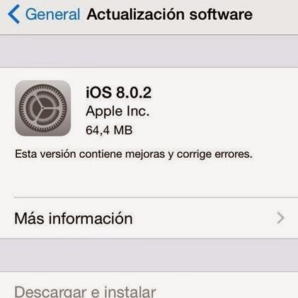 Actualización-iOS8.0.2