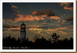 Highland Light at Sunrise