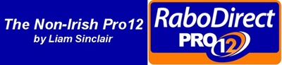 non Irish Pro12
