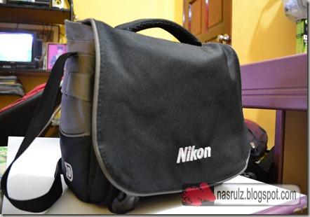 Nikon N228 DSLR Camera Bag D3100