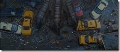 Godzilla 1998 Foot