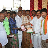 Campaigning in Hunsur with Former Speaker KJ Bopaiah and BJP leaders