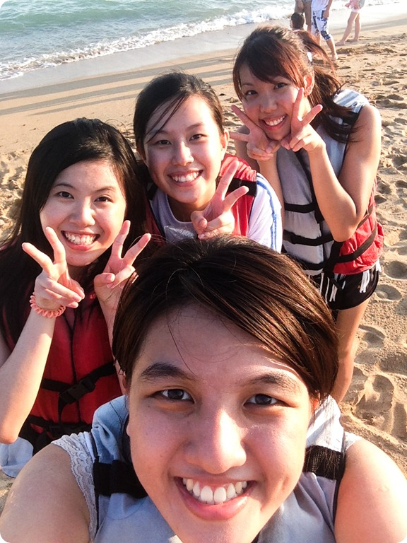 Taiwan 10 days Travel, Kenting 墾丁 water sports